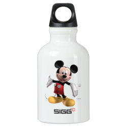 Welcoming Mickey Mouse in 3D SIGG Traveller Water Bottle (0.6L)