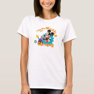 Mickey Mouse Clubhouse | Wheels Turning T-Shirt
