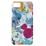 Mickey Mouse Color Pattern Cover For iPhone 5C