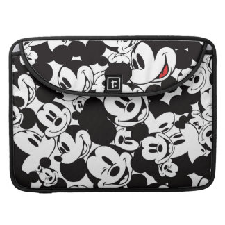 Mickey Mouse | Crowd Pattern MacBook Pro Sleeve