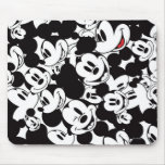 Mickey Mouse | Crowd Pattern Mouse Pad