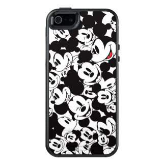 Mickey Mouse | Crowd Pattern OtterBox iPhone 5/5s/SE Case