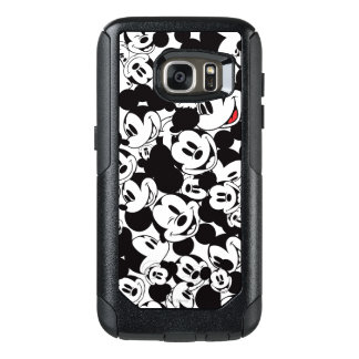 Mickey Mouse | Crowd Pattern OtterBox Samsung Galaxy S7 Case