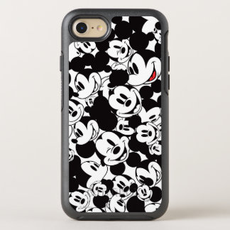 Mickey Mouse | Crowd Pattern OtterBox Symmetry iPhone 7 Case