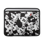 Mickey Mouse | Crowd Pattern Sleeves For MacBook Air