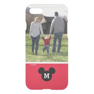 Mickey Mouse | Custom Photo & Monogram iPhone 7 Case