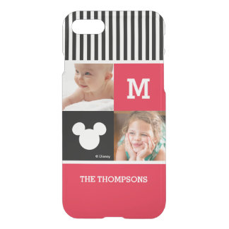 Mickey Mouse | Custom Photos & Monogram iPhone 7 Case