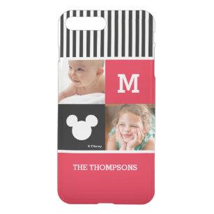 Mickey Mouse   Custom Photos & Monogram iPhone 8 Plus/7 Plus Case