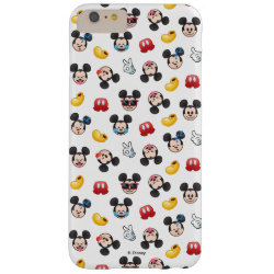 Case-Mate Barely There iPhone 6 Plus Case with Mickey Mouse Patterns design