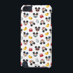 """Mickey Mouse Emoji Pattern iPod Touch 5G Case<br><div class=""""desc"""">Express yourself with this super cute Mickey Mouse pattern.</div>"""
