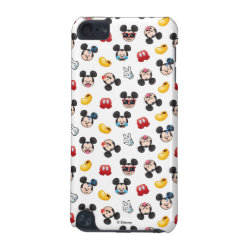 Case-Mate Barely There 5th Generation iPod Touch Case with Mickey Mouse Patterns design