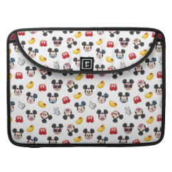 Macbook Pro 15' Flap Sleeve with Mickey Mouse Patterns design