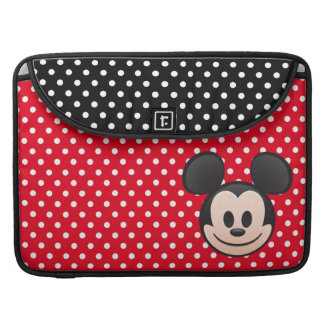 Mickey Mouse Emoji Sleeve For MacBook Pro