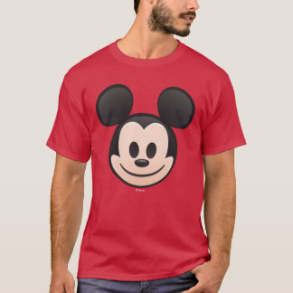 Mickey Mouse Emoji T-Shirt