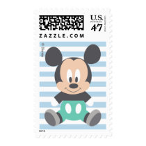 Mickey Mouse | First Birthday Postage