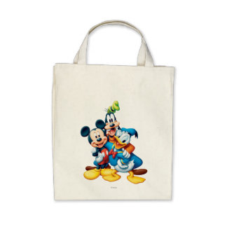 Mickey Mouse Friends 1 Tote Bags