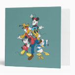Mickey Mouse & Friends 2 3 Ring Binder