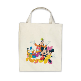 Mickey Mouse Friends 4 Bags