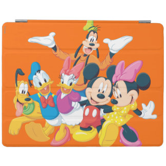 Mickey Mouse & Friends 4 iPad Cover