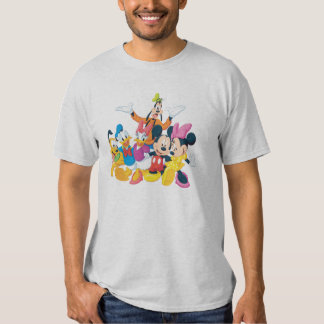 Mickey Mouse & Friends 4 T-shirt