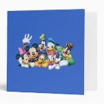 Mickey Mouse & Friends 5 Binder