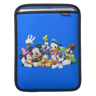 Mickey Mouse & Friends 5 Sleeves For iPads