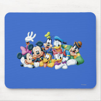 Mickey Mouse & Friends 5 Mouse Pad