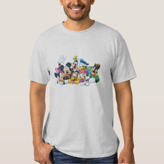 Mickey Mouse & Friends 5 Shirts