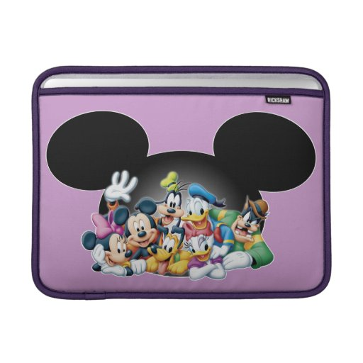 Mickey Mouse & Friends 7 MacBook Air Sleeves
