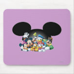 Mickey Mouse & Friends 7 Mouse Pads