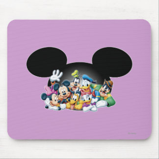 Mickey Mouse & Friends 7 Mouse Pad