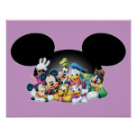 Mickey Mouse & Friends 7 Posters