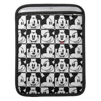 Mickey Mouse | Grid Pattern iPad Sleeve
