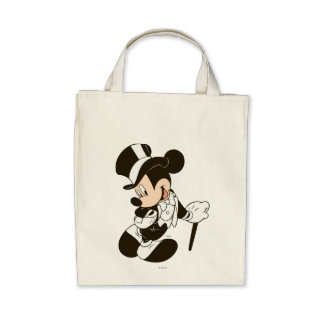 Mickey Mouse Groom Canvas Bag