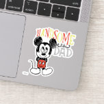 Mickey Mouse | Handsom Like Dad Sticker