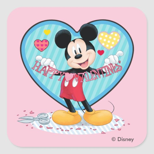Image result for mickey mouse happy valentines day
