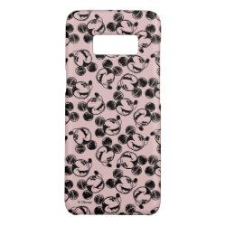 Case-Mate Barely There for Samsung Galaxy S8 Case with Mickey Mouse Patterns design