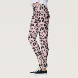 Leggings with Mickey Mouse Patterns design