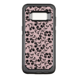 OtterBox Commuter Samsung Galaxy S8 Case with Mickey Mouse Patterns design