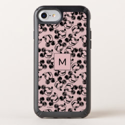 Mickey Mouse Patterns Speck Presidio iPhone 8/7/6s/6 Case