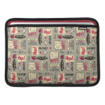 Mickey Mouse Icon Pattern MacBook Air Sleeves
