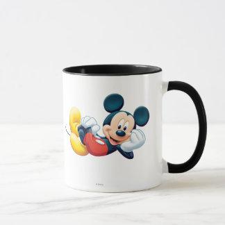 Mickey Mouse Laying Down Mug