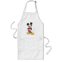 Mickey Mouse Long Apron