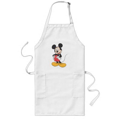Mickey Mouse Long Apron