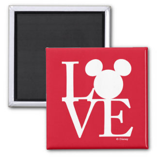 Mickey Mouse LOVE | Valentine's Day 3 Magnet