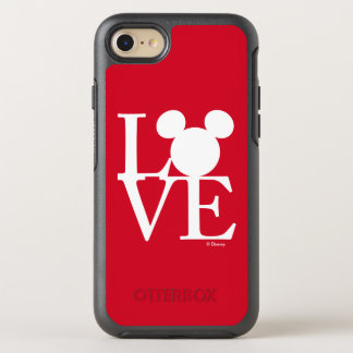 Mickey Mouse LOVE | Valentine's Day 3 OtterBox Symmetry iPhone 8/7 Case