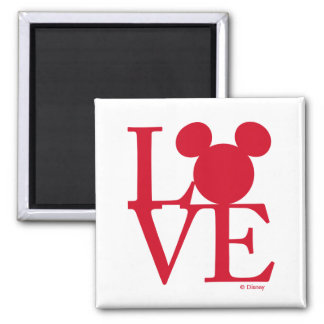Mickey Mouse LOVE | Valentine's Day Magnet
