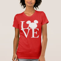 Mickey Mouse LOVE | Valentine's Day T-Shirt
