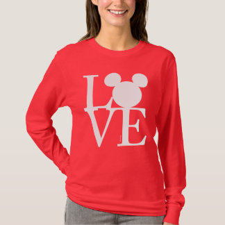 mickey mouse love valentines day - Valentine Day Shirts