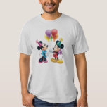 Mickey Mouse & Minnie Birthday T-shirt